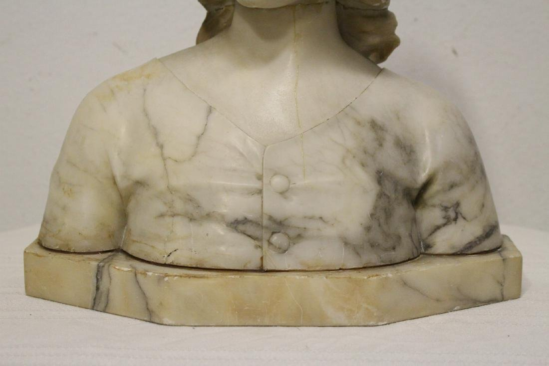 A beautiful 19th/20th century alabaster sculpture - 3
