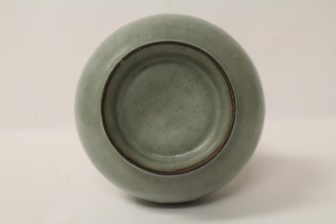 Chinese antique crackleware porcelain vase - 10