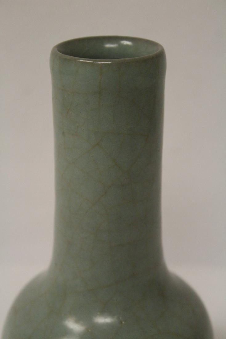 Chinese antique crackleware porcelain vase - 9