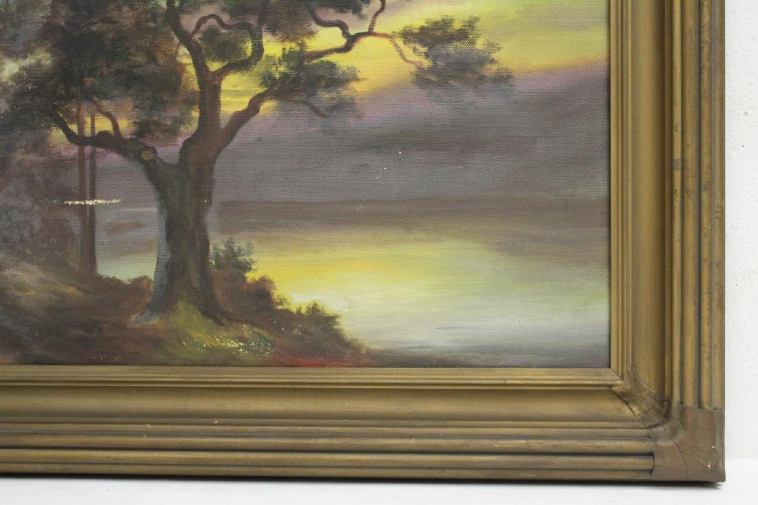 """An early California style painting """"landscape"""" - 4"""