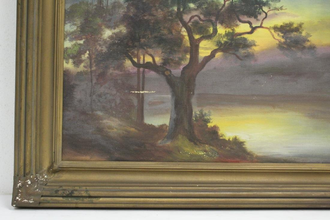 """An early California style painting """"landscape"""" - 5"""