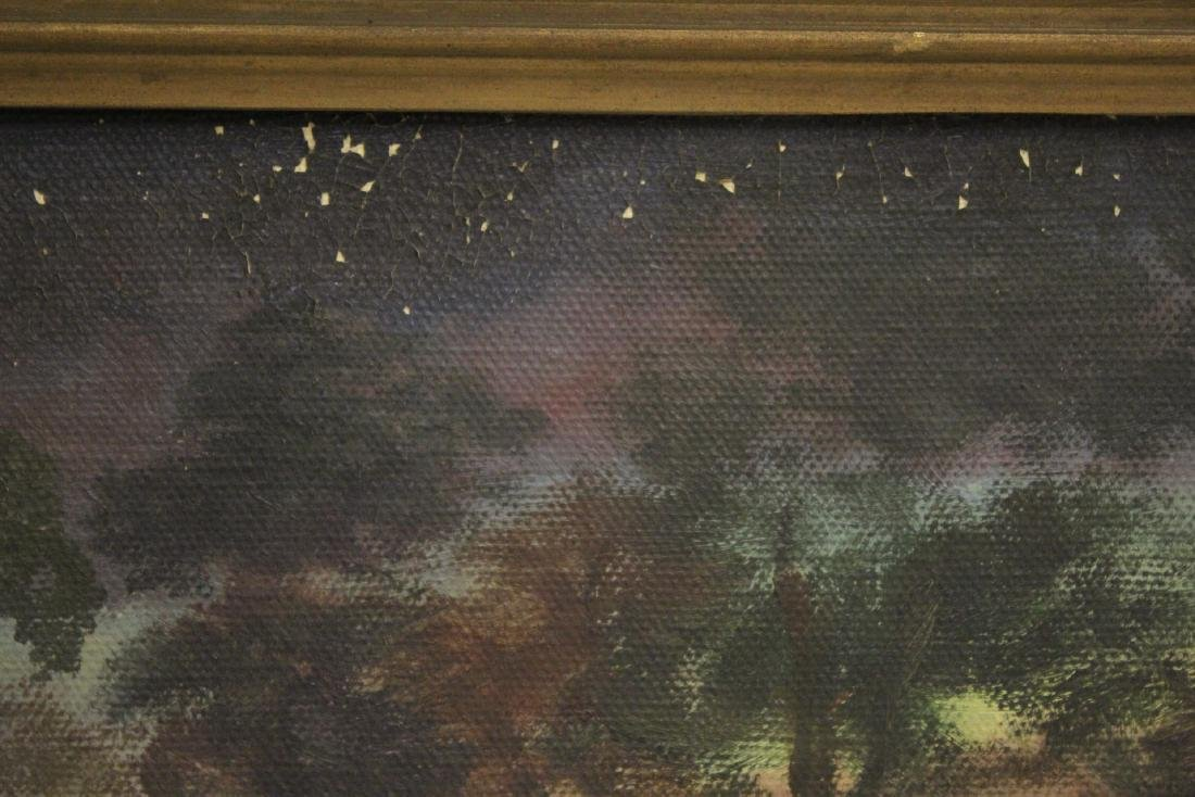 """An early California style painting """"landscape"""" - 7"""