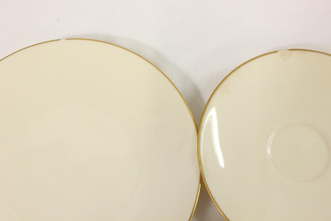 Lenox dinner set in olympia pattern - 10