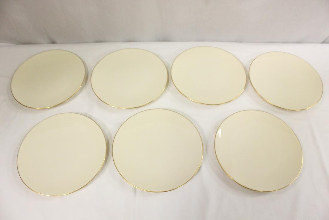 Lenox dinner set in olympia pattern - 6