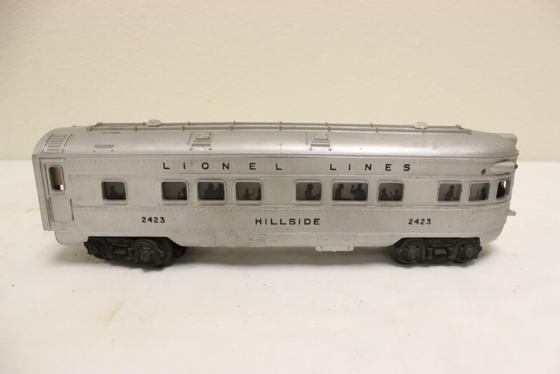 5 pieces Lionel trains - 8