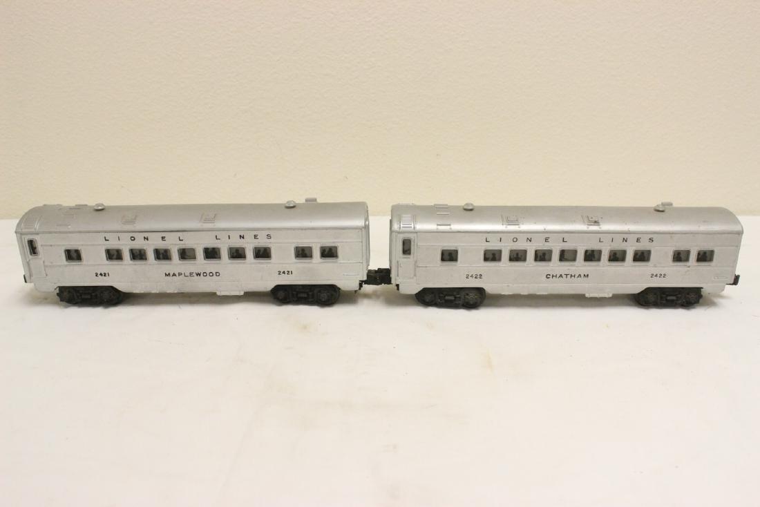 5 pieces Lionel trains - 9