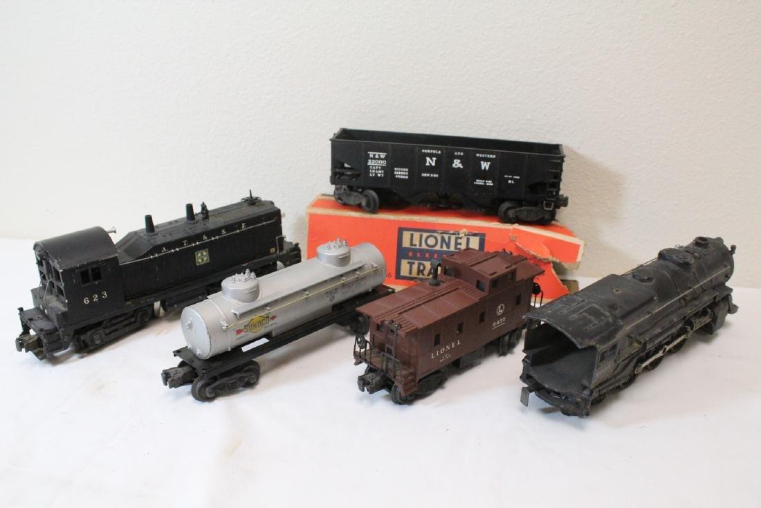 19 pieces Lionel trains - 3