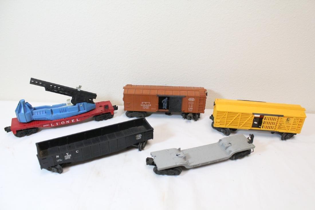 19 pieces Lionel trains - 4