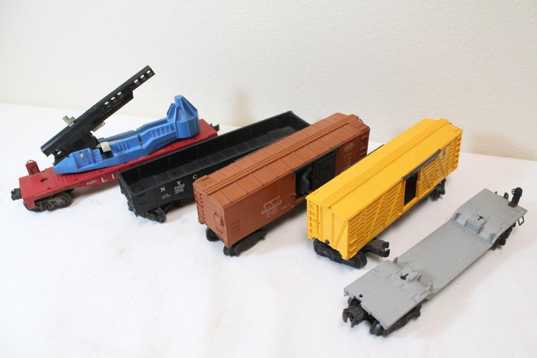 19 pieces Lionel trains - 5