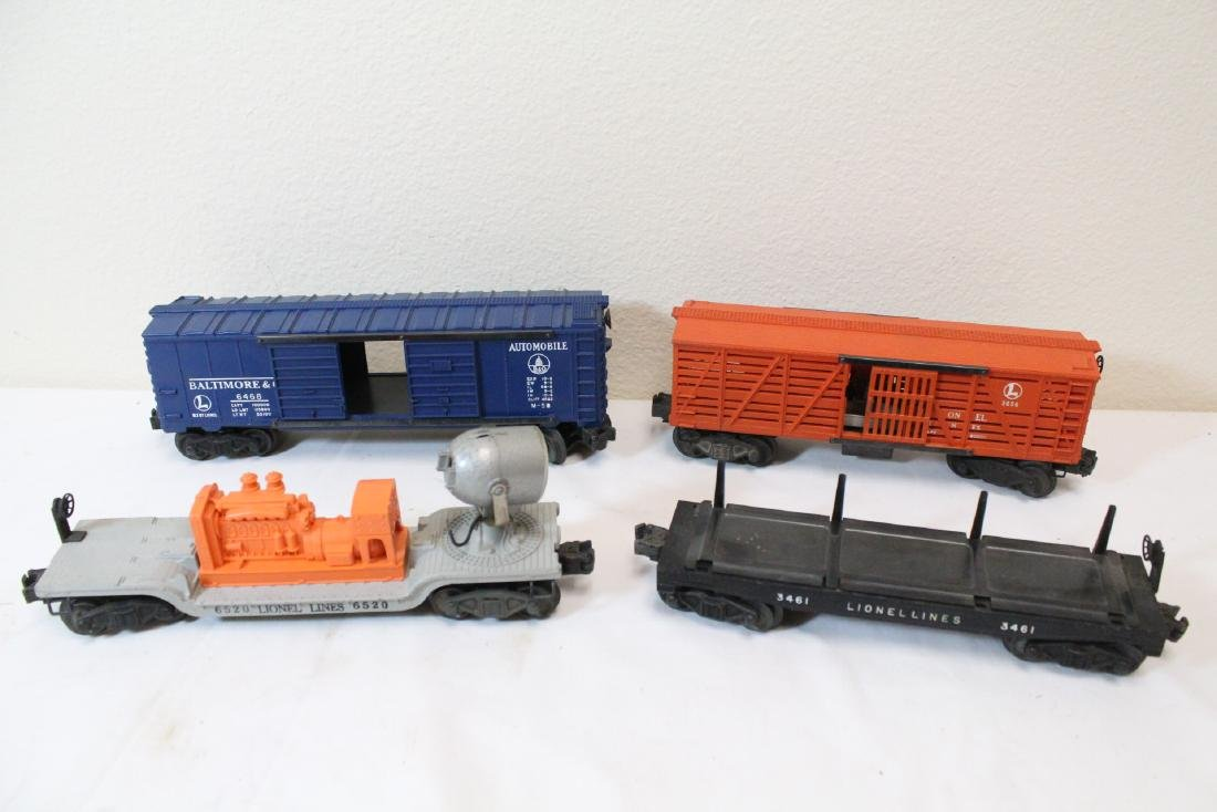 19 pieces Lionel trains - 6