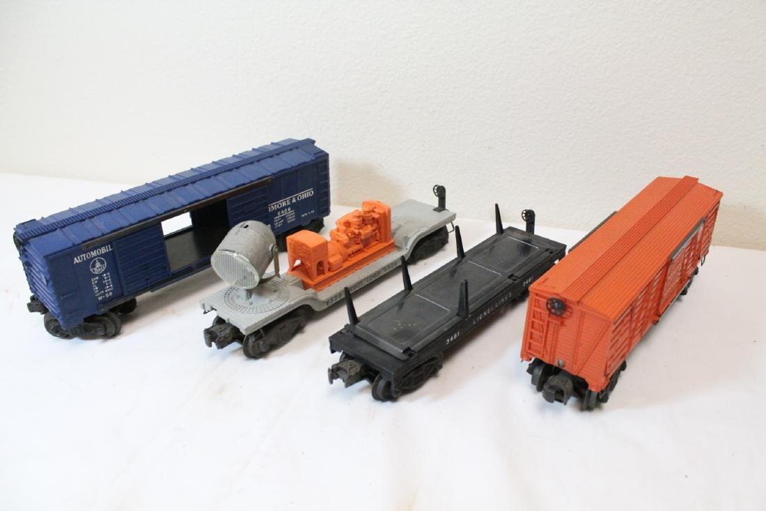 19 pieces Lionel trains - 7