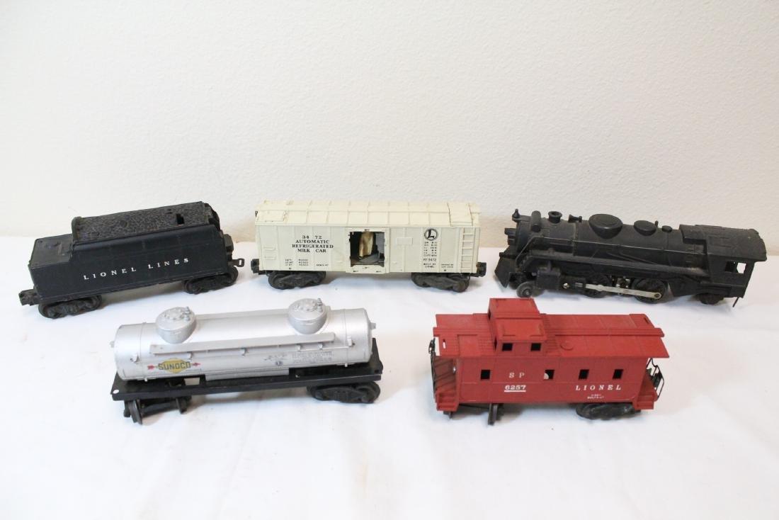 19 pieces Lionel trains - 8