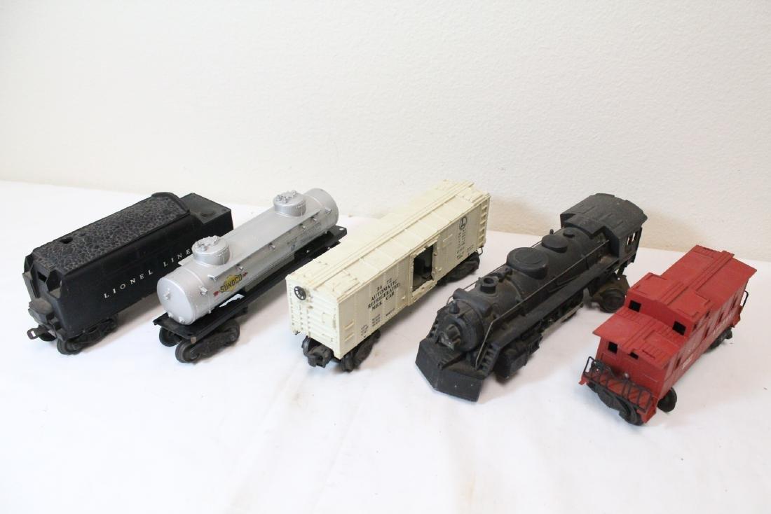 19 pieces Lionel trains - 9