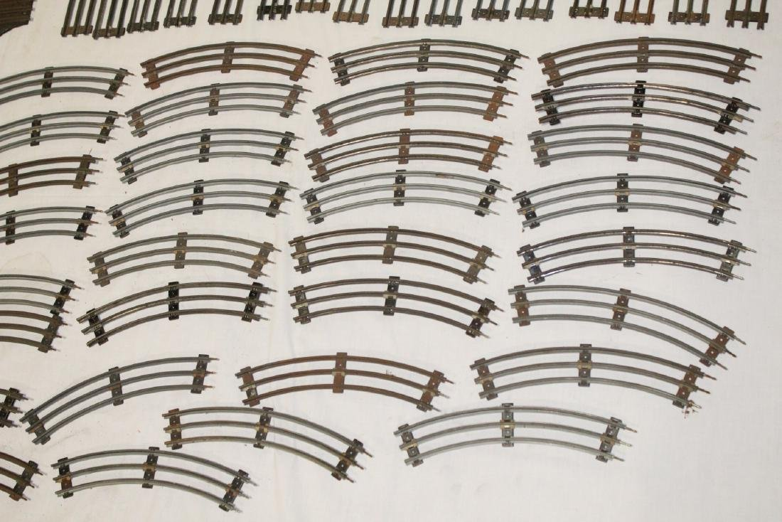 Large set of Lionel train tracks and accessories - 3