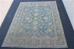 A palace size handmade wool Persian rug
