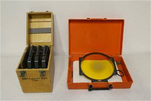 5 aerial photo filter lenses