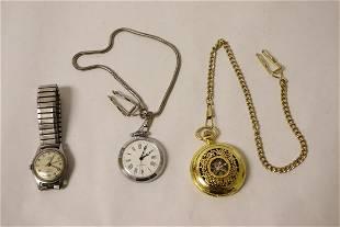 A vintage Enicar Ultrasonic wrist watch