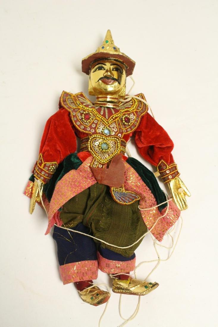 A Thailand puppet