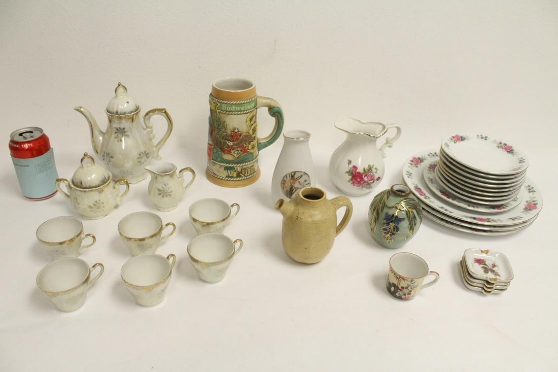 Lot of misc. porcelain