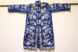 Beautiful Chinese embroidery robe