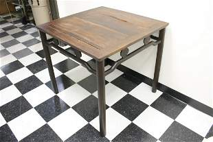 Chinese vintage rosewood center table