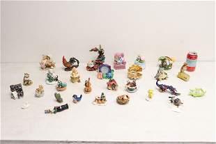 Lot of miniatures
