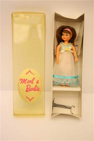 Marl and Barbie, appear to be new in box
