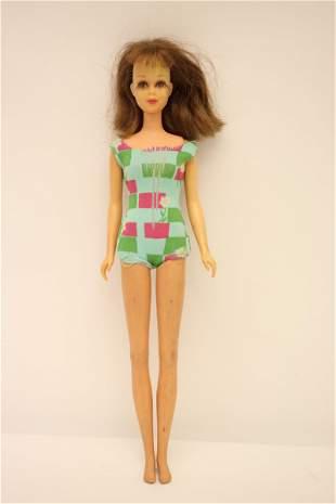 1965 Midge doll, made in Japan