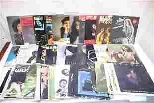 Approx. 40 LP; rock n roll, soul, jazz, etc