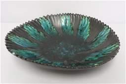 A Sascha Brastoff art pottery bowl
