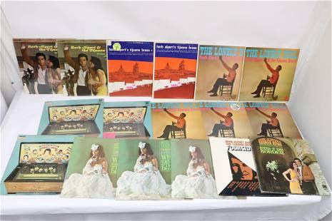 Approx. 18 LP, Herb Alpert and Tijuana Brass