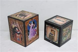 2 new in box music box