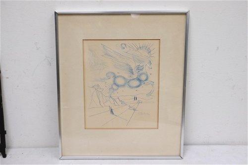 Salvador Dalí Prints & Multiples