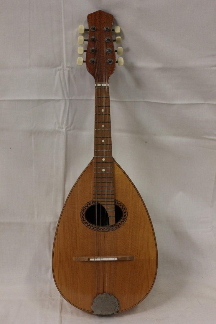 185: Italian mandolin by Leuteria Meazzi