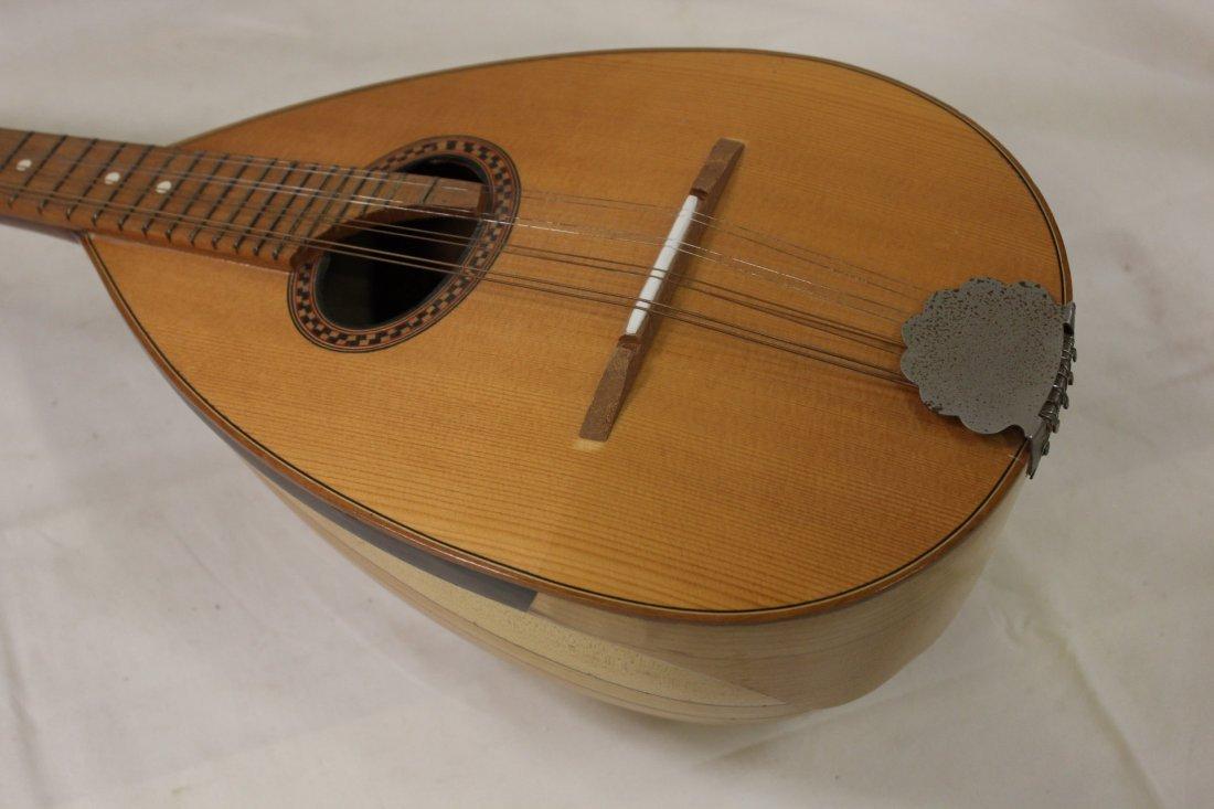 185: Italian mandolin by Leuteria Meazzi - 5