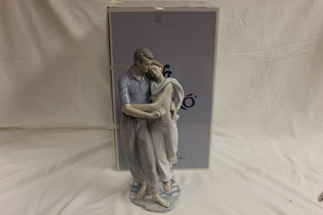 "609: Lladro ""you are everything to me"""