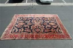 765: Large antique Persian rug