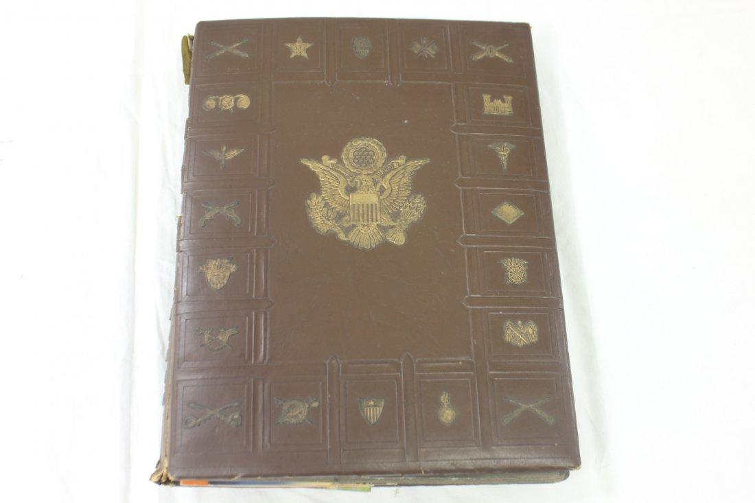 112: US military photo album