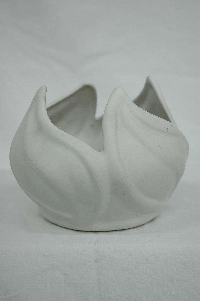 111: A Van Briggle pottery bowl in floral motif