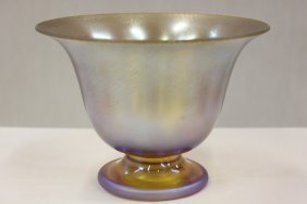 116: A WMF Myra glass bowl