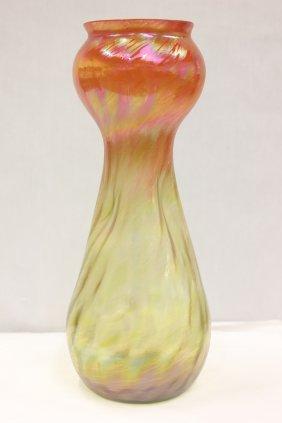 123: Jugenstil art nouveau vase by Rindskopf