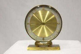 113A: Tiffany table clock