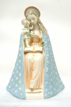 Hummel religious figurine