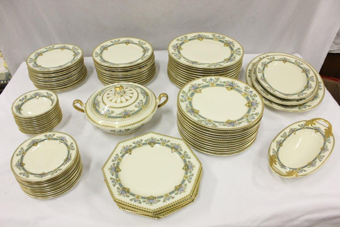 Rosenthal china set, total 78pc