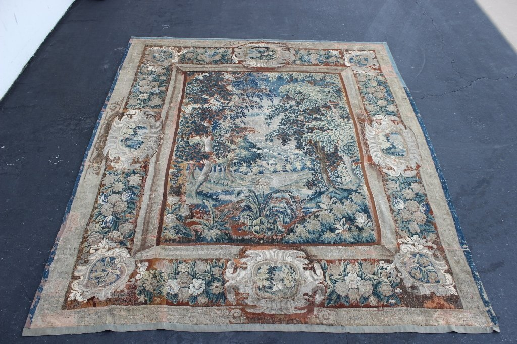 17th/18th century Belgium Brussels tapestry