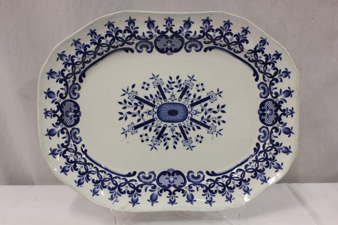 Antique Copeland porcelain platter
