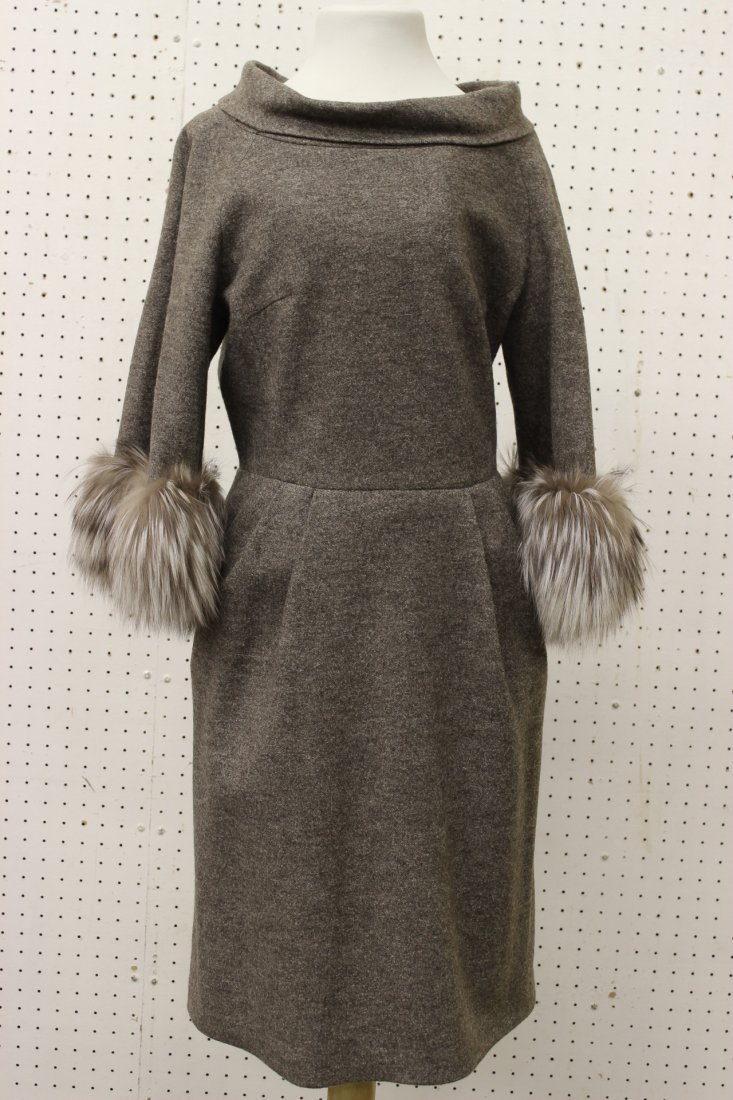 Lady's made in Italy wool dress by Michael Kors