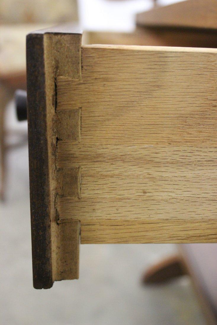 A mid-century teak wood end table by Kroehler - 8
