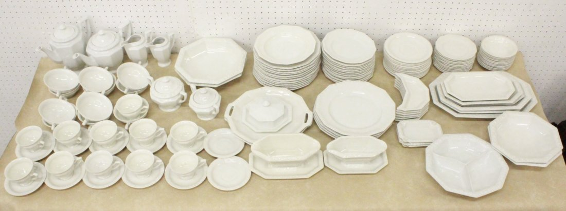 A large Rosenthal porcelain dinner set