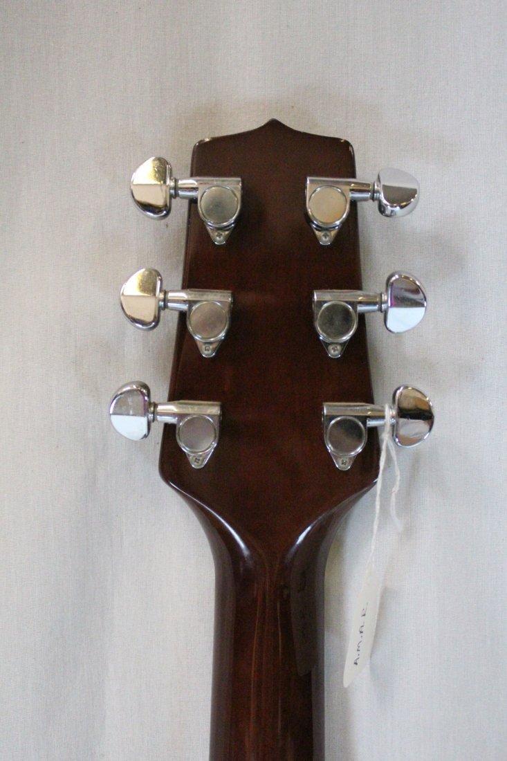 Autographed Takamine G-230 guitar - 9
